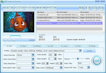 Download 007 Video Converter