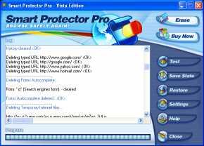 Download 1 Smart Protector - Internet Eraser