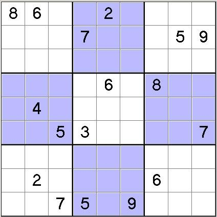 Download 1000 Hard Sudoku