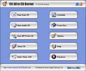 Download 101 All to CD Burner