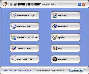 Download 101 All to CD DVD Burner