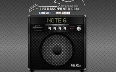 123 Bass Tuner