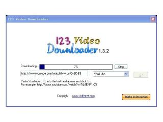 Download 123 YouTube Downloader