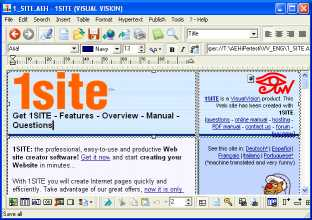 Download 1site (LITE)