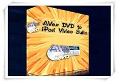 Download 1st Avex DVD to iPod Video Suite