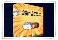 Download 1st Avex DVD to PSP Converter