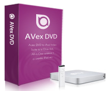 1st Avex iPhone Video Converter