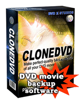 1st clonedvd - dvd copy software