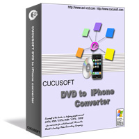 1st Cucusoft DVD to iPhone Converter