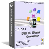 1st cucusoft dvd to iphone converter