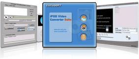 Download 1st Cucusoft iPod Video Converter + DVD