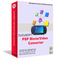 1st Cucusoft PSP Movie Converter