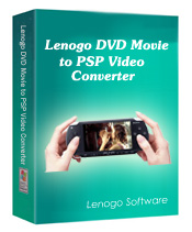 1st Lenogo DVD Movie to PSP Video Conver