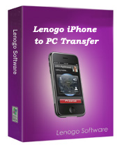 1st Lenogo iPhone to PC Transfer