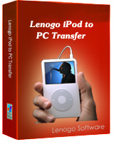 1st Lenogo iPod to PC Transfer