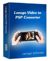 Download 1st Lenogo Video to PSP Converter