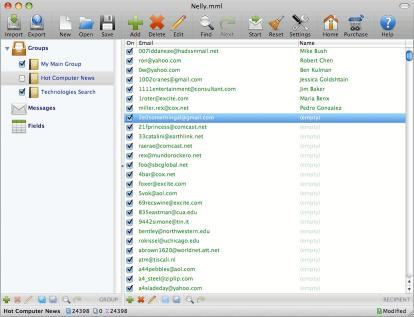 Download 1st Mac Mailer for Tiger