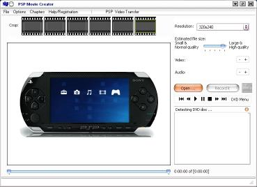 Download 1st PSP Movie Creator