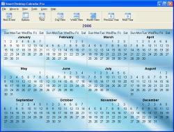 Download 1st Smart Desktop Calendar