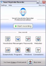 Download 1st Smart Keystroke Recorder