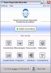 Download 1st Smart Keystroke Recorder Pro