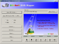 321Soft DVD Ripper tunny