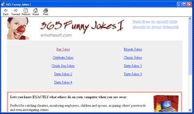 Download 365 Funny Jokes I 2007