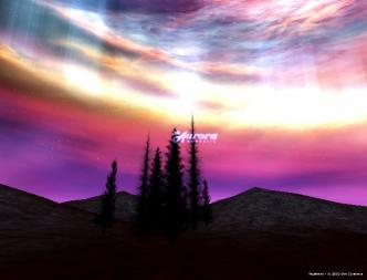 Download 3D Aurora Screen Saver