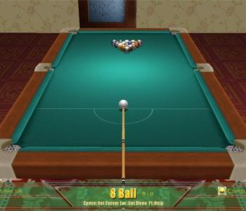 Download 3D Billiards Online Games