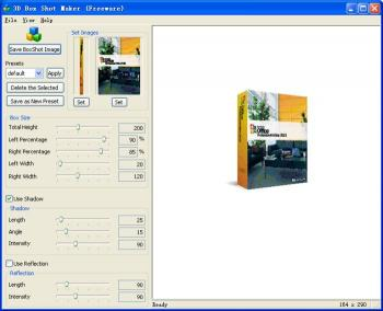 Download 3D Box Shot Maker
