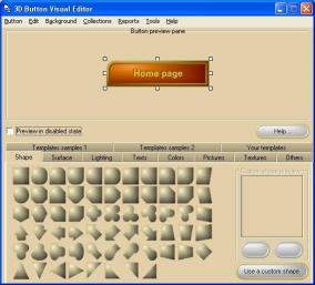 Download 3D Button Visual Editor