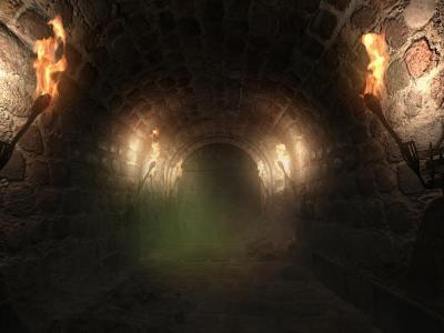 Download 3D Dungeon Screensaver
