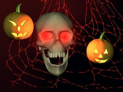 Download 3D Halloween Horror screensaver