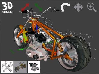Download 3D Kit Builder (Chopper)
