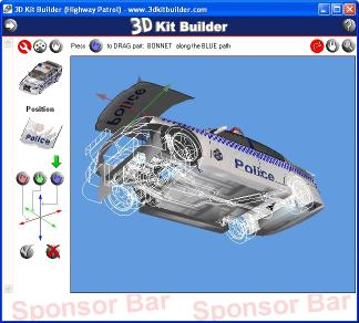 Download 3D Kit Builder (Highway Patrol)