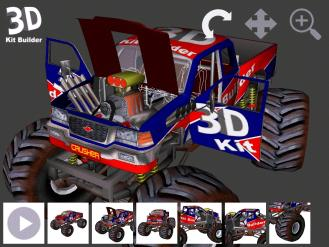 Download 3D Kit Builder (Monster Truck)