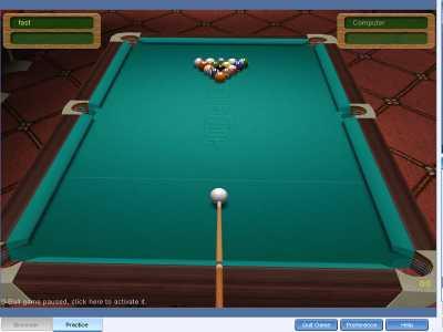 3D Live Pool Online