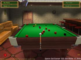 Download 3D Live Snooker