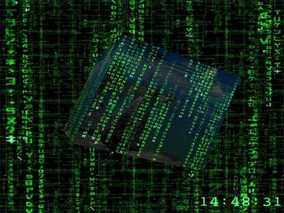 Download 3D Matrix Screensaver