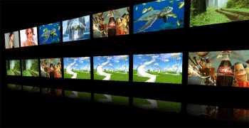 Download 3D Photo Wall Screen Saver