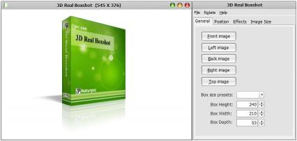 Download 3D Real Boxshot