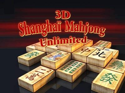 Download 3D Shangai Mahjong Unlimited