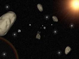 Download 3D Space Asteroids