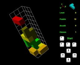 Download 3D Tetris