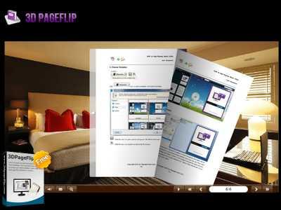 3DPageFlip Free Online Flipbook Creator