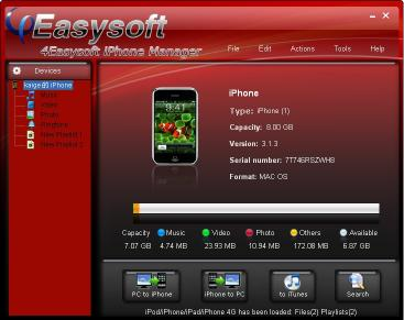 Download 4Easysoft iPhone Manager