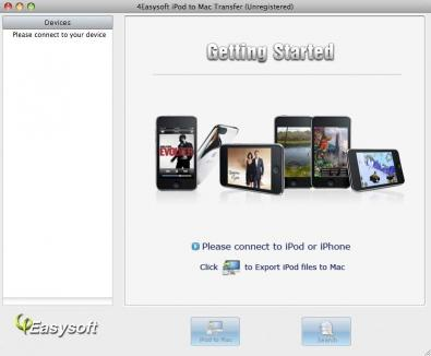 Download 4Easysoft iPod to Mac Transfer