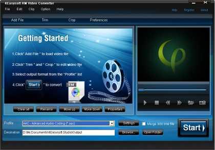 4Easysoft RM Video Converter