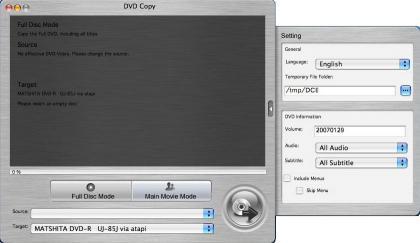 Download 4Media DVD Copy for Mac