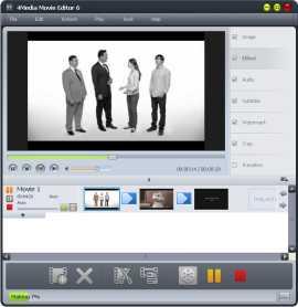 4Media Movie Editor by 4Media Software Studio